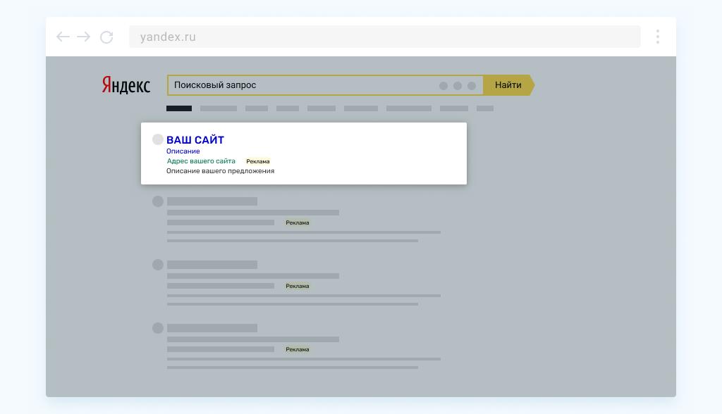 Тест на тему реклама в интернете где рекламировать охранные услуги